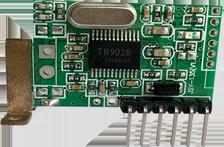 热烈祝贺健思研科技JSY-MK-135微型嵌入式计量模块取得计量院测试报告