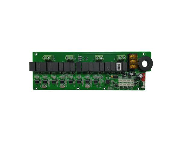 JSY-MK-183  交流充电桩多路测量和零线电流采集模块