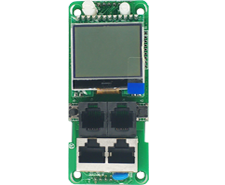 JSY-MK-164   控制型智能PDU表头